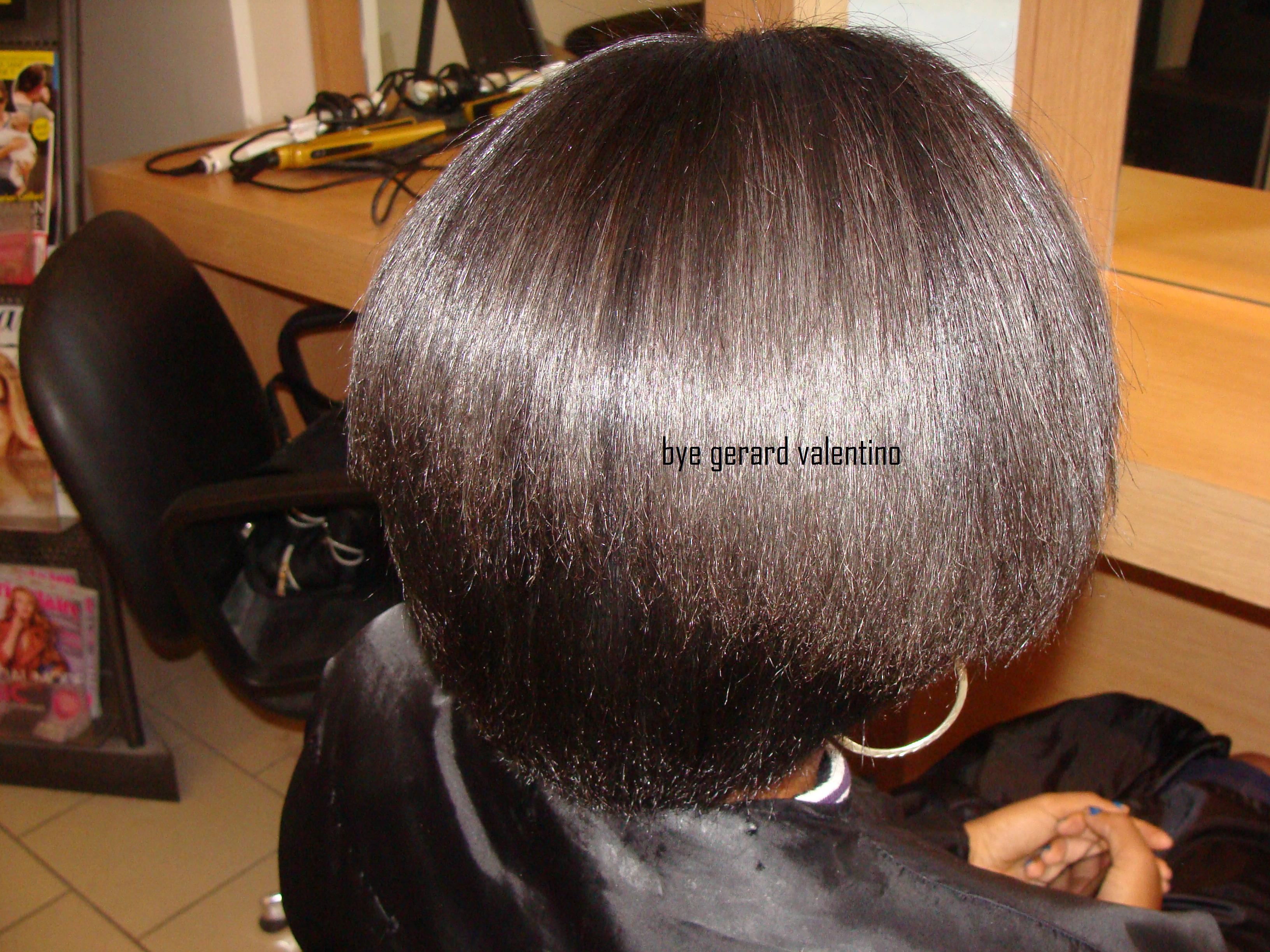 lissage bresilien keratine paris salon de coiffure gerard valentino. Black Bedroom Furniture Sets. Home Design Ideas