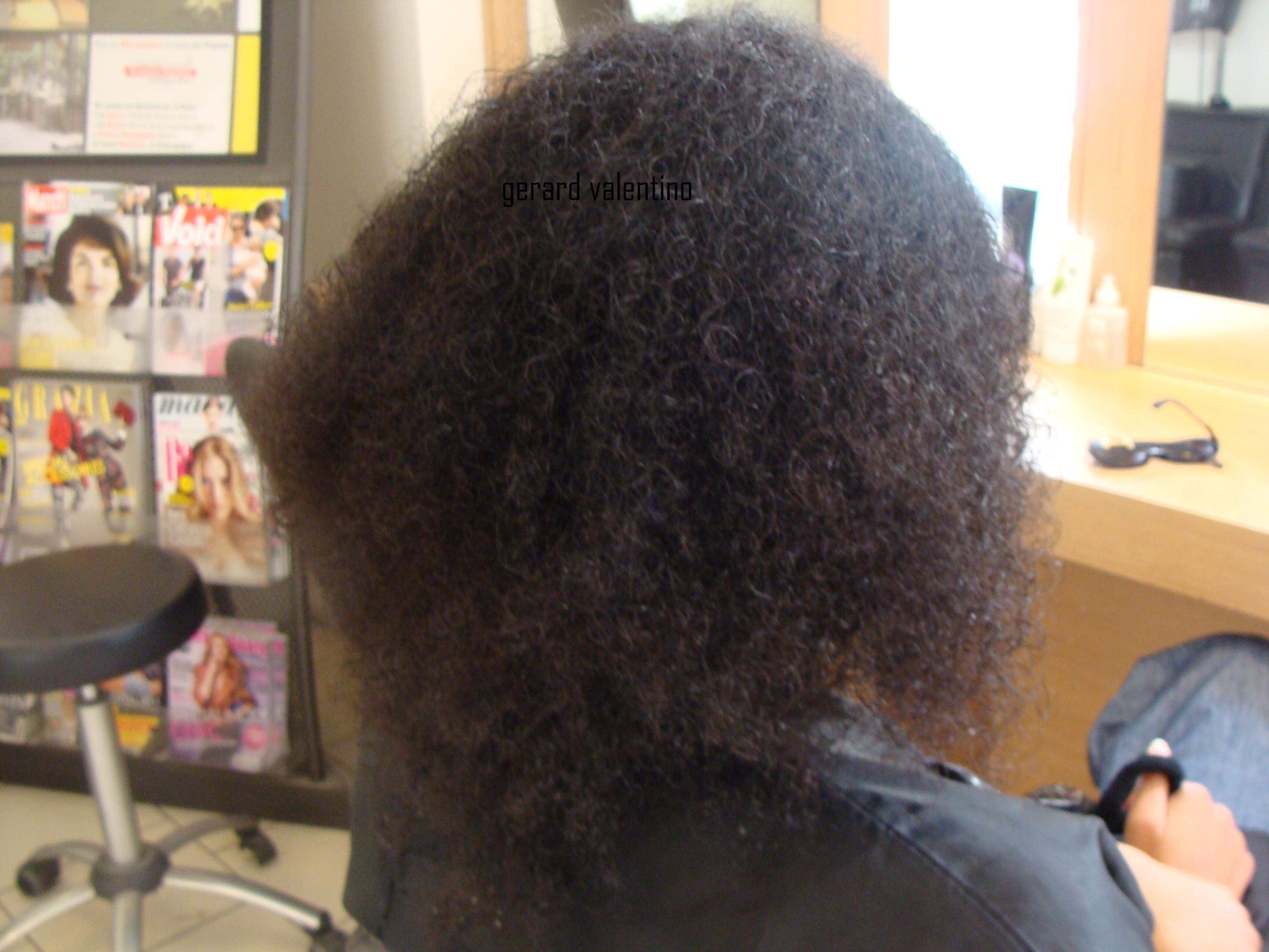 Lissage bresilien keratine paris salon de coiffure gerard valentino - Lissage bresilien apres la douche ...