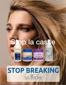 stop aux cheveux cassants