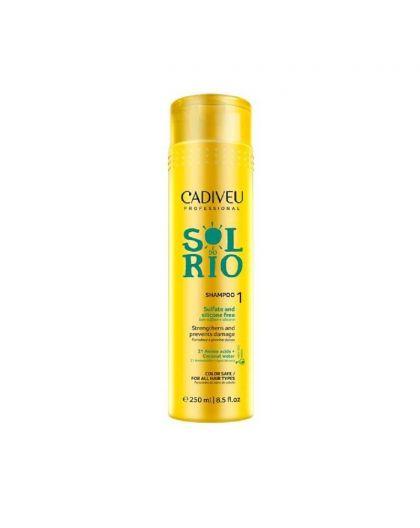 SOL DO RIO CADIVEU